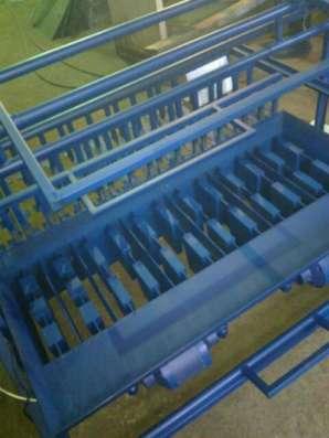 вибростанок для производства блоков  ВСШ
