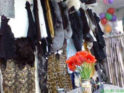 опушки из натурального меха разных цвет в Санкт-Петербурге Фото 1