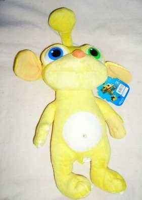 Пупер Истинокс 30 см, мягкая игрушка, новый