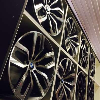 Диски R20 на BMW X5/X6 в Санкт-Петербурге Фото 6