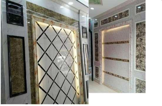 Декоративный багет, плинтусы (фризы) из ПВХ шириной 150мм в г. Ташкент Фото 2