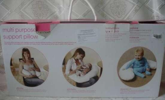 Многофункциональная подушка для кормления, и беременных в Зеленограде Фото 1