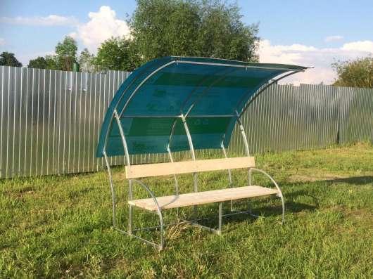 Продам летние лавочки и стол в Звенигороде