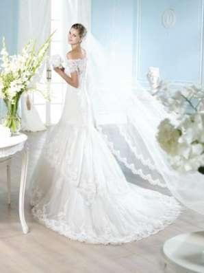 Свадебное платье San Patrick в Москве Фото 1