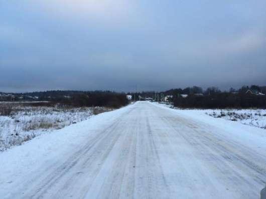 Продаётся земельный участок 12 соток в д. Бурцево, Можайский р-он, 115 км от МКАД по Минскому шоссе. Фото 2