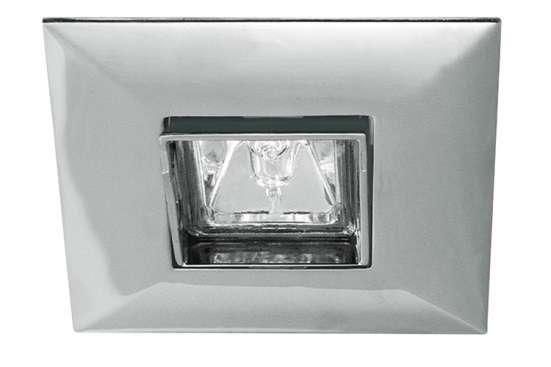 Продам Paulmann 5708 светильник встр. квадро, 1Х35