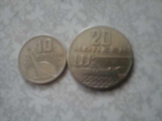 Весь Крым - купюры и монеты - 100р - 10р - 5р в Москве Фото 1