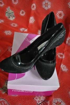Туфли итальянские замшевые 38р в г. Запорожье Фото 2