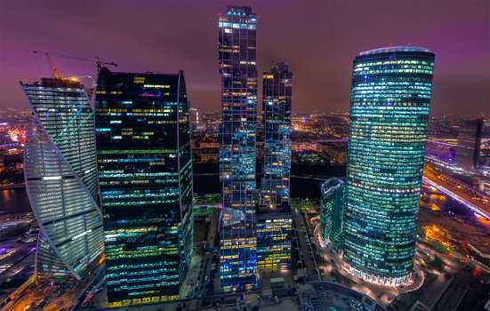 """Cвидание в небоскребе """"Москва-сити"""" в башне «Федерация» Фото 1"""