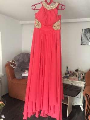 Шикарное платье-сарафан!