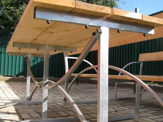 Продам летние лавочки и стол в Курчатове Фото 1