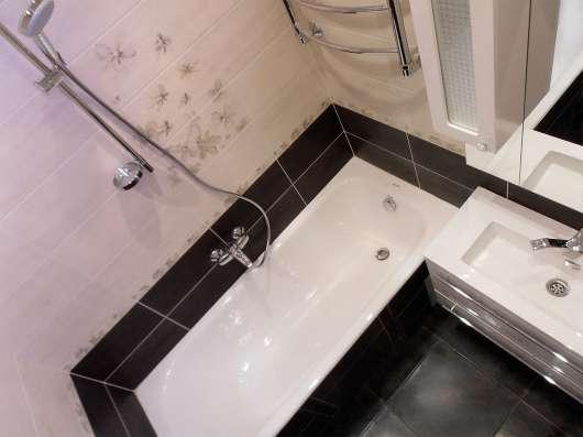 Ремонт ванной комнаты и санузла под ключ. Плиточник