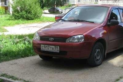 легковой автомобиль ВАЗ 11183, цена 165 000 руб.,в Березниках Фото 1