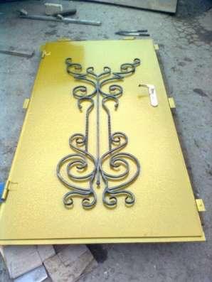 Кованые изделия на заказ ворота, перила в г. Самара Фото 5