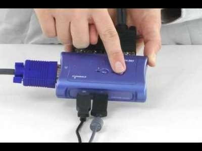 сетевое устройство TRENDnet TK-207К