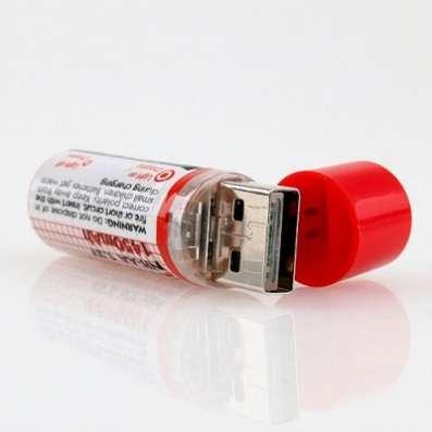 Аккумулятор с зарядкой USB в Санкт-Петербурге Фото 1