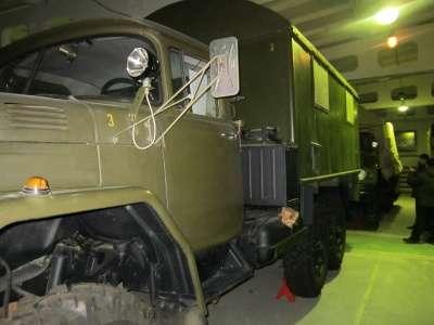 грузовой автомобиль ЗИЛ 131