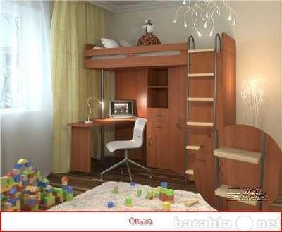кровать чердак м 85 (Орбита1) в Москве Фото 3