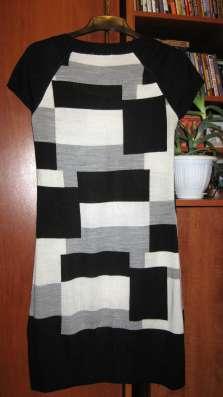 Платье из тонкого трикотажа с коротким рукавом в Пензе Фото 1