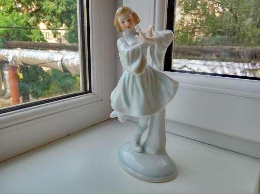 """Редкая статуэтка """"Балерина"""" фарфор,оригинал,Германия,клеймо"""
