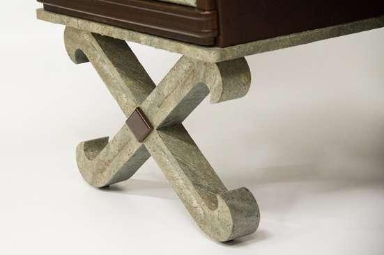 Каменный шпон (Eco Stone), для мебели