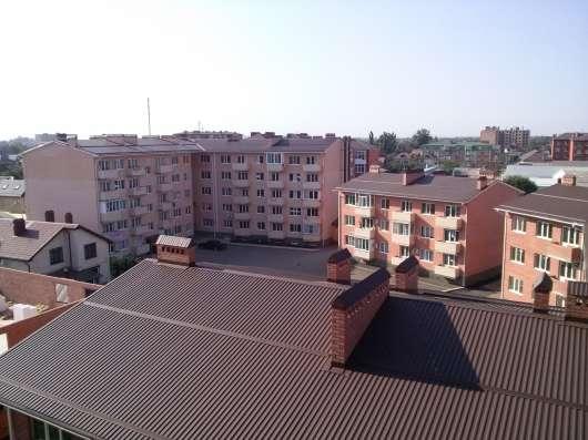 Двухкомнатная квартира в новом доме под самоотделку в Краснодаре Фото 4