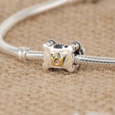 Пандора Pandora браслеты с шармами замок принцессы в г. Северодонецк Фото 5