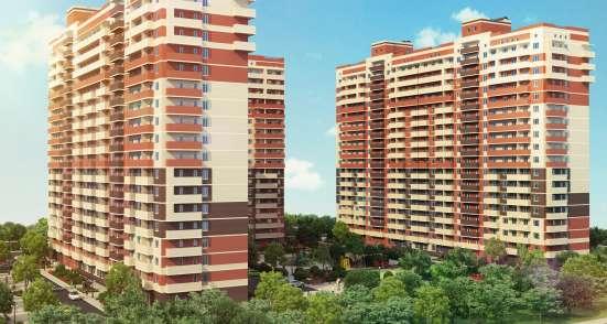 1-комнатная квартира 40,9 кв. м в Краснодаре Фото 1