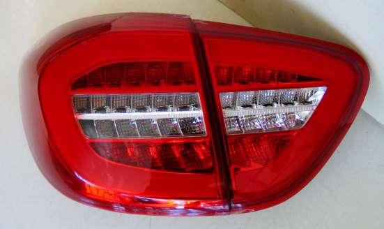Тюнинг фонари задняя оптика Renault Captur в г. Запорожье Фото 4