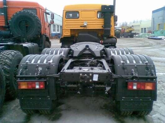 Камаз 65116 седельный тягач в Набережных Челнах Фото 2