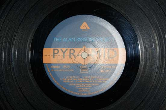 The Alan Parsons Project-1976.1978.1982. Made In W. Germany в Москве Фото 3