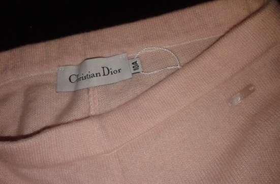 Брюки трикотажные Christian Dior 146-152