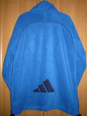 Флисовый джемпер Adidas