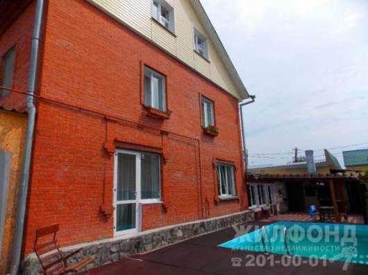 дом, Новосибирск, Красногорская, 560 кв.м.