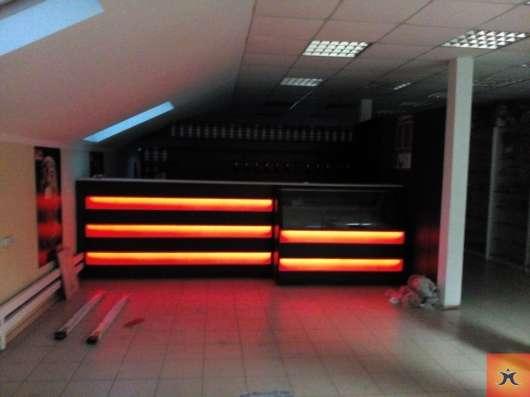 Барная стойка с подсветкой в Оренбурге Фото 2