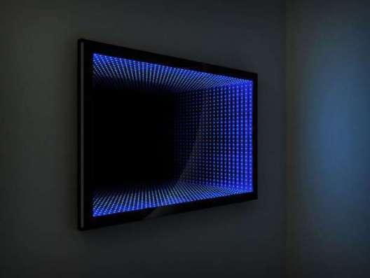Изготовим стол с эффектом 3D туннеля