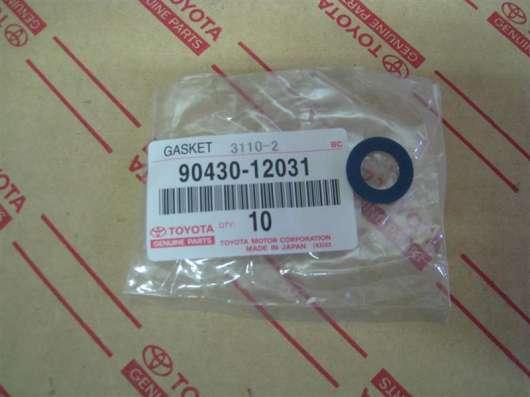 Кольцо сливной пробки поддона ДВС Toyota/Lexus 90430-12031