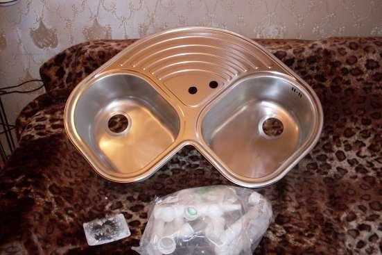 Угловая раковина для кухни Alveus FUTUR