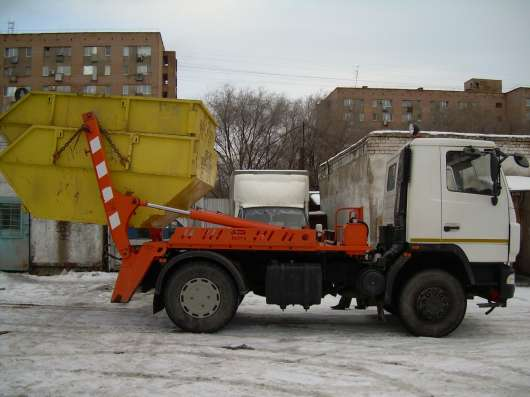 Вывоз мусора в г. Самара Фото 2