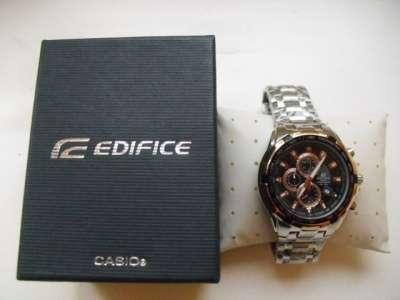 Часы CASIO EDIFICE CASIO EF-539 в Новокузнецке Фото 1