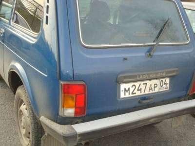 внедорожник ВАЗ 2121 (Niva)