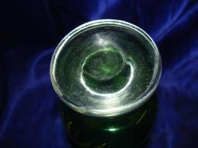 таринная ваза(цветное стекло,ручная росп
