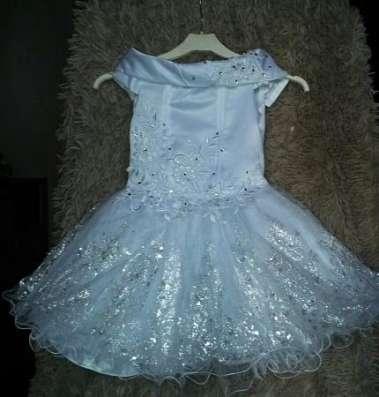 Новогоднее платье для девочки 2-6 лет в Москве Фото 1
