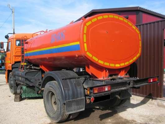 Продаю коммунальную машину КО-806-01(КАМАЗ-43253)