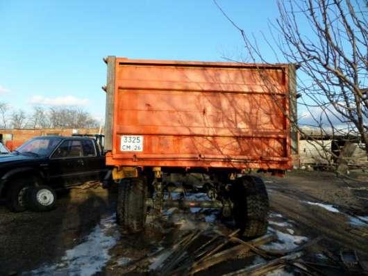 Тракторный прицеп ОЗТП 9557 сармат в Краснодаре Фото 1