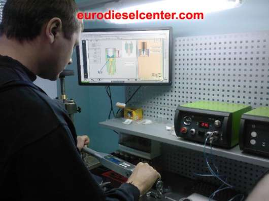 Компьютерная диагностика и ремонт топливной системы дизельного автомобиля в Белгороде Фото 4