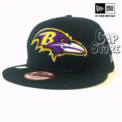 Baltimore Ravens NFL бейсболка кепка