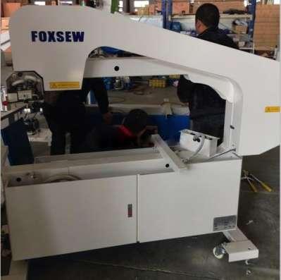 Стационарная ленточная раскройная машина модели FOXSEW FX9