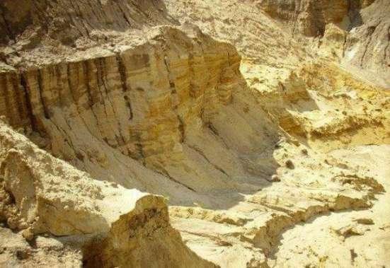 Строительный (горный) песок в Щёкино. Доставка