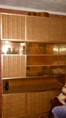 Шкаф шпон - дерево